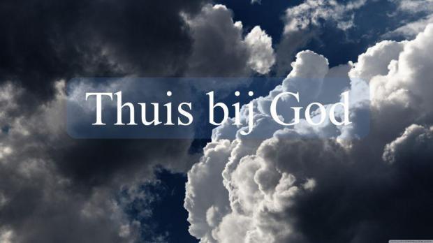 Thuis bij God