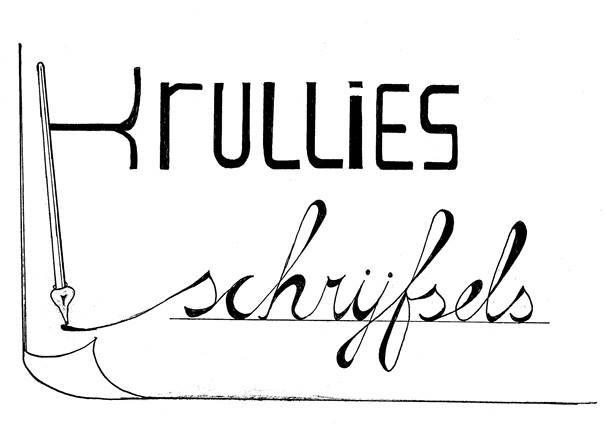 Krullies Schrijfsels